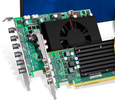 "Matrox C-Series Multi-display Graphics Cards Honored with AV Technology ""Best of Show Award"""