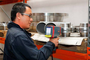 March 24 Webinars to Focus on Use, Applications of New SPECTRO xSORT Handheld EDXRF Spectrometers