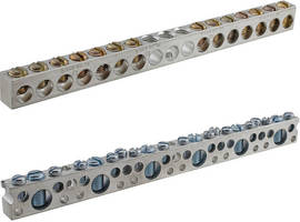 ILSCO Neutral Bars Approved for Grounding Applications