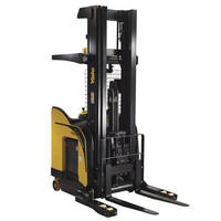Meticulously Designed Yale® Narrow Aisle Reach Truck Series Lands GOOD DESIGN(TM) Award