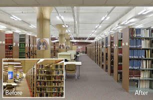 Eaton Helps Duquesne University Increase Energy Efficiency, Improve Lighting Performance at the Gumberg Library