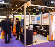 Vista System International Reports: A Record Number of Visitors at the Vista System Booth K54 @ Sign & Digital Show, 2015, Birmingham, United Kingdom