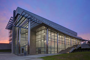 Wausau Helps Cecil College's New Engineering and Mathematics Building Achieve Aesthetic, Environmental, Performance Goals