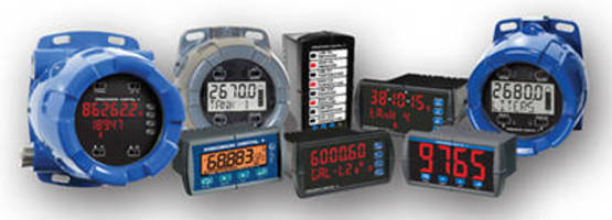 Precision Digital to Feature Newest Digital Panel Meters, Explosion-Proof Meters, and Modbus Scanners at ISA Calgary Show 2015