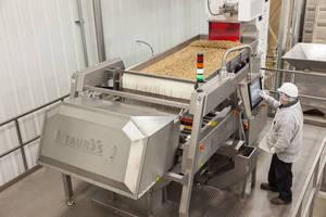 Morada Nut Company Maximizes Product Quality with Taurys(TM) Digital Sorter