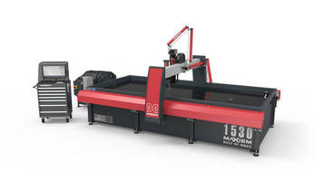 OMAX® Leadership in High-Performance Waterjet Technology to be on Display