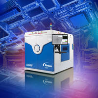 Nordson DAGE Xi3400 Automated X-ray Inspection System to Make European Debut at SMT/Hybrid/Packaging 2015