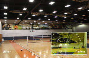 Eaton's High-Bay LED Solutions Improve Lighting Efficiency and Performance at the University of Illinois at Urbana-Champaign