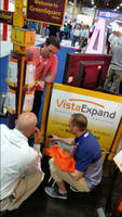 Vista System's EXPAND Series Rocks the ISA International Sign Expo 2015, Las Vegas, Nevada