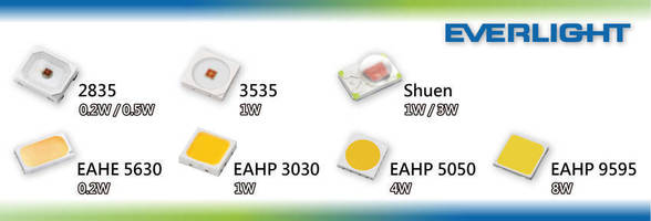 EVERLIGHT to Exhibit Complete LED Component Portfolio for Lighting and Automotive Applications at LIGHTFAIR 2015