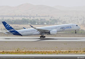 Stratasys Additive Manufacturing Solutions Selected by Airbus to Produce 3D Printed Flight Parts for Its A350 XWB Aircraft