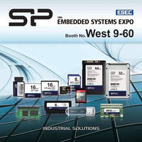 SP/ Silicon Power to Showcase the Latest Advanced Industrial Solutions at ESEC 2015 in Japan
