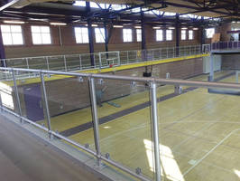 Hollaender's® Speed-Rail® Handrail System Helps Charter School Make the Grade