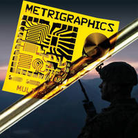 Micro-flex and Thin Film Circuits for Antennas and MIL-COM Apps on Display by Metrigraphics at IMS