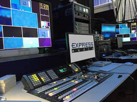Express Media Purchases FOR-A HVS-100 Switcher as Core of Custom Flypack