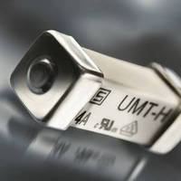 SCHURTER Announces VDE and UL Approvals for Its SMD Fuse with 1500 a Breaking Capacity