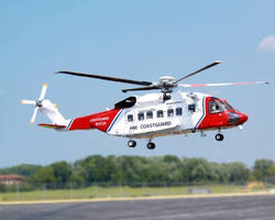 Sikorsky Successfully Completes S-92® Helicopter Deliveries to Bristow for Use by the Maritime and Coastguard Agency