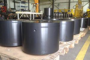 Enerpac Provides Custom Built Cylinders for Pioneering Spirit Lifting Beams