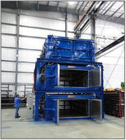 Wisconsin Oven Ships Industrial Batch Ovens for Hydrogen Embrittlement Relief of Aerospace Parts