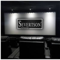 Severtson Supplies FatCats with Multiple Custom Cinema Projection Screens in New Arizona Location