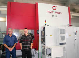 New KAPP NILES ZP 12 Gives True Gear and Spline Ltd. True Gear Power