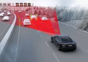 ZF TRW Demonstrates Semi-Automated Highway Driving Assist System