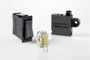 CHERRY Starts Full Production of Energy Harvesting Wireless Switches for Industrial Applications