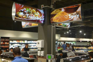Vista System's LED Illuminated Signs Shine at SPAR Retail Food Chain in KZN Province, SA