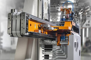 STROTHMANN Wins Largest Contract in Company History Press Shop Automation for Volkswagen Mexico