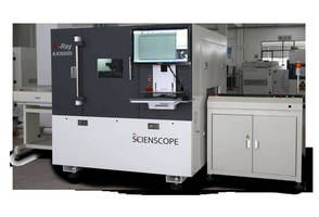 Scienscope to Display X-Scope 8000 AXI at NEPCON South China