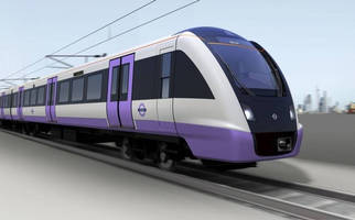 Trelleborg Wins Major Rail Suspension Order for Crossrail Project