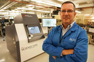 MPI Selects Scienscope's X-Scope 6000 X-ray Unit for Its Exceptional Value