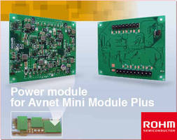 ROHM High-Performance Switching Regulator Controllers Compatible with FPGA Power Supply Requirements