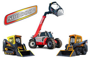 Manitou Group Manufactures Its 500,000th Machine in 2015!