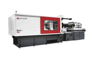 Milacron's Maxima Series 'Revving' up Automotive Molders with the Sale of 3 and 4 Component Machines