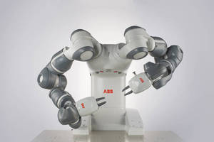 ABB YuMi Collaborative Robot to Make First Public North American Appearance at Pack Expo 2015 in Las Vegas