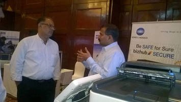 Konica Minolta Participates in HID Secure Identity Xperience Held in Mumbai