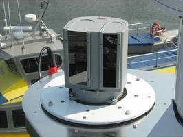 DSEI 2015: CONTROP Makes Waves with the iSea Family of Payloads for EO/IR Maritime Surveillance