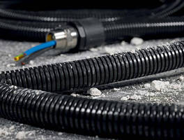 Helaguard Flexible Non-Metallic Conduit Receives 600-Volt Rating