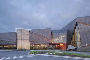 New Louisville Library Begins another Chapter with Tubelite Systems