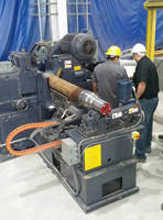 Customized CNC Upgrade Simplifies Railcar Axle Grinding