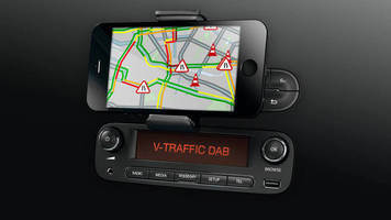 Visteon and Mediamobile Showcase Industry-First Digital Radio with V-Traffic DAB Data Services for European Market
