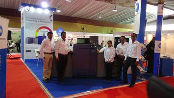 Konica Minolta Participates in Print & Packtech World Expo. 2015 Held in Bangalore
