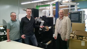 Megaflex Expands Label Finishing with Four New Rotoflex Machines