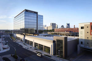 ESa's New Offices at Gulch Crossing in Nashville Feature Wausau's Curtainwall Systems