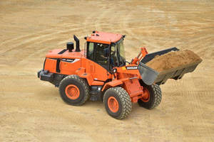 Doosan to Showcase New Wheel Loader and Wheel Excavator at 2016 World of Concrete in Las Vegas