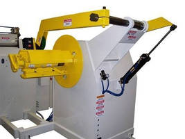 COE Press Equipment Ships First of Four Straighteners/Reels to Metal Flow