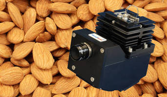 Hyperspectral Imaging Sensors Deliver Inspection, Sorting and Grading Capabilities for Nuts and Whole Food Products