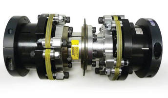Test Dynamometers Utilize CD® Couplings from Zero-Max to Handle System Stresses - High Torsional Stiffness and High Load Capacity are Key CD® Coupling Performance Features