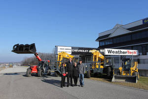 Manitou Americas Strengthens Relationship with the Legendary Road America Race Track